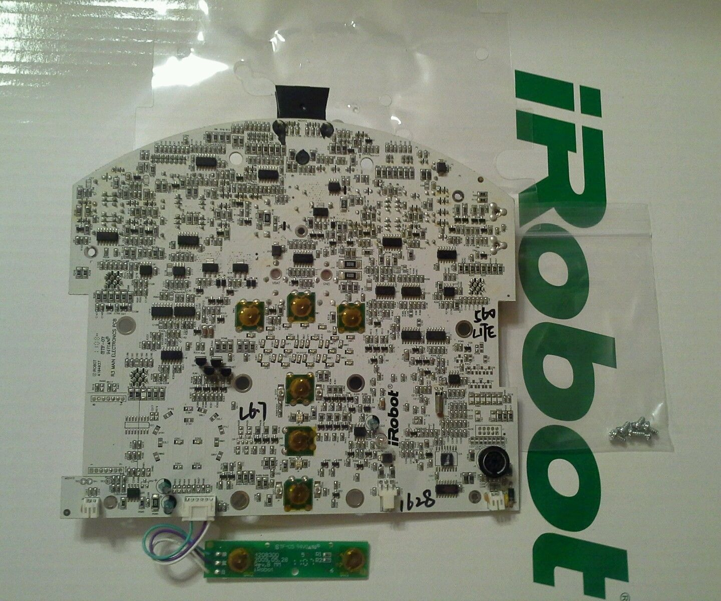 IRobot Roomba NEW Scheduling PCB circuit motherboard mainboard 550 560 570 555