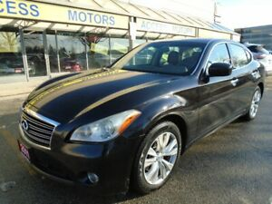 2011 Infiniti M56X, Extra Clean, AWD, All Options, No Accident