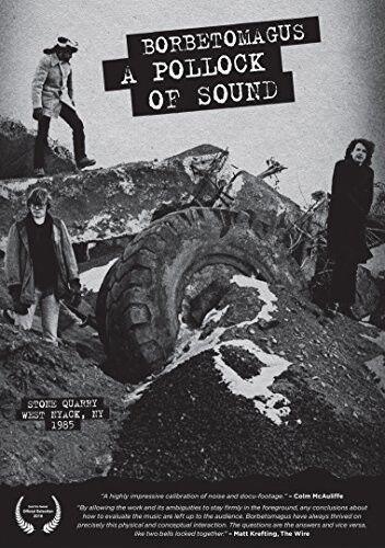 Borbetomagus - Pollock Of Sound (2017, DVD NEW)