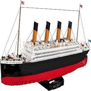 Titanic COBI Historical Collection R.M.S