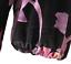 AU-seller-Black-vintage-chic-hippie-floral-velvet-v-neck-long-blouse-mini-dress thumbnail 5