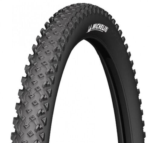 "Michelin Country Race /'R Vélo Fil pneu 27.5/"" 27.5x2.10 54-584 Noir"