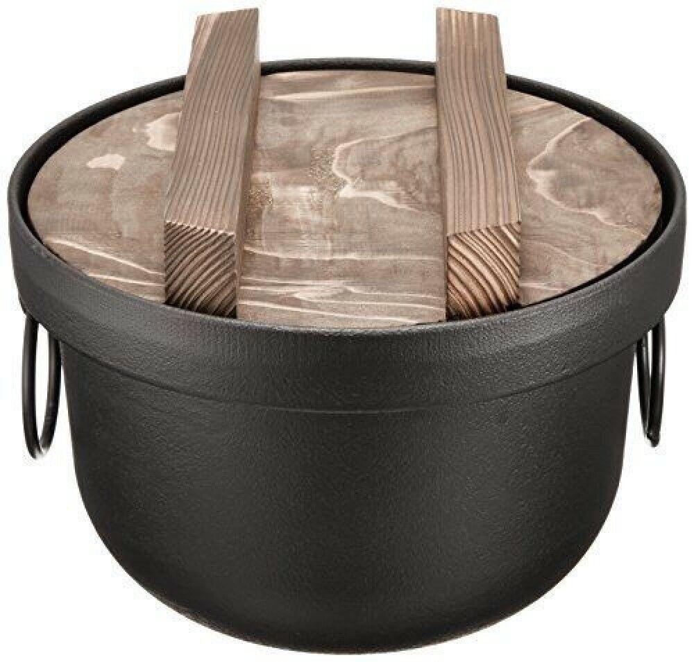 Japanese Rice Cooker fer pot tetsugama populer objets 490601831