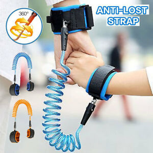 Toddler Kid Safety Anti-lost Strap Link Harness Child Wrist Band Leash Hand Belt