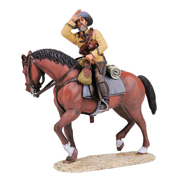 William Britains Zulu War Mounted Frontier Horse Metal Figure Number 20175 NEW