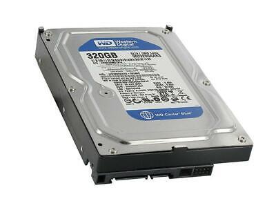 Windows 7 Home Premium 64 bit Dell Studio 540 540s 320GB Hard Drive