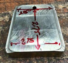 Ampco 18 C95400 Aluminum Bronze Plate Block 225 X 275 X 11 Inches 33lbs