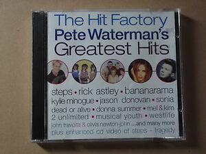 Various The Hit Factory - Especially For You