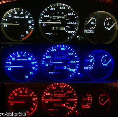 Honda Civic EG 92-95 Gauge Cluster LED KIT