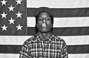 Details about Asap Rocky 24x36 Poster A$ap Problems Peso Long Live Asap Hip  Hop Rap Brand New!