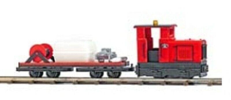 autobusch 12119 campo ferroviario camion