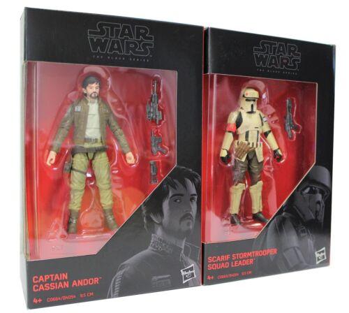 Star Wars-The Black Series dif 2er Pack figuras de acción 9,5cm para niños nuevo