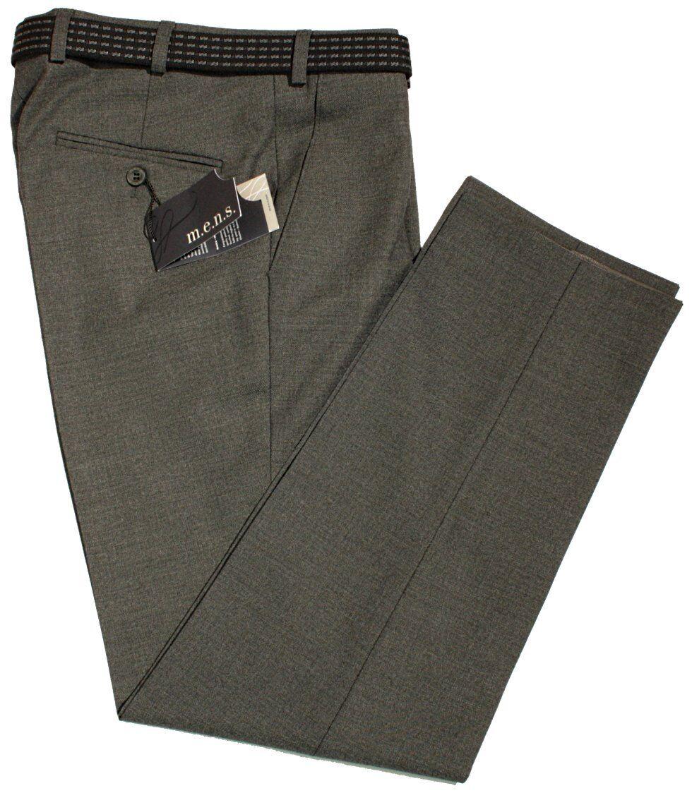 M.E. N.S. Uomo Uomo Tuta Pantaloni Madrid 8920-021 tg. 48 grigio autunno