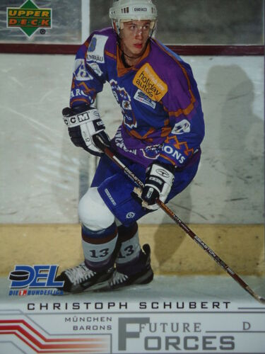 263 Christoph schubert Munich baron del 2001-02