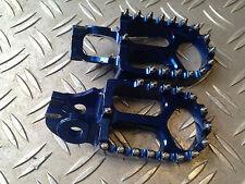 RFX Fussrasten blau Husqvarna TC/FE/FC 16- KTM SX-F/EXC 16-