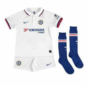 best service 7cf70 260da Details about Nike Chelsea Away Kit 2019/20 - Little Kids