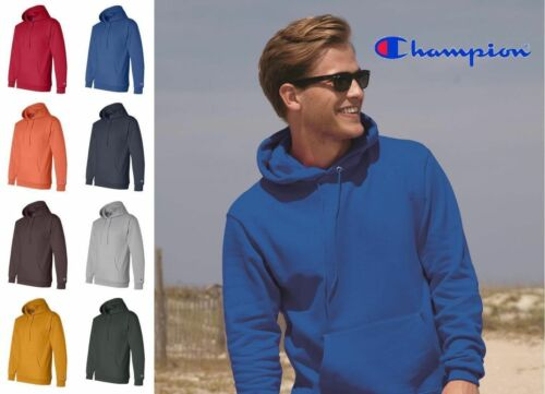 Champion Men/'s Women/'s Unisex Eco Smart Hoodie Hooded Sweatshirt S-3XL-S700