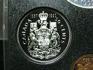 1992-Canadian-Proof-50-Cent-0-50-Key-Date-Double-Date-1867-1992