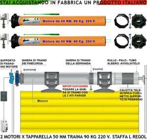 Motori X Serrande Avvolgibili.Motori 220 V 50 Nm Tapparelle Elettriche Serrande Avvolgibili 90