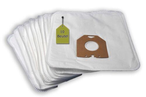20 sacs pour aspirateuranthères Convient Pour Philips Turbo Compact Exclusive