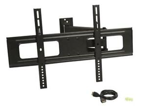 """Rosewill RHTB-17001 37"""" - 70"""" LCD LED TV Wall Mount with 6 ft. 4K HDMI Cable, Ma"""