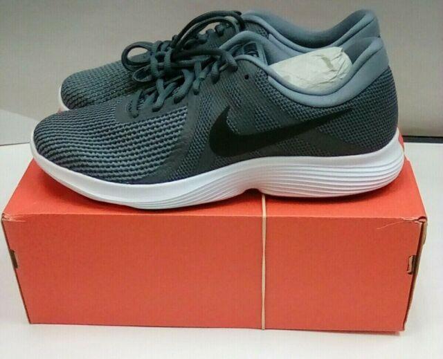 4f2c10d61159 Nike Revolution 4 Lightweight Running Shoe 11 Gray   Black for sale ...