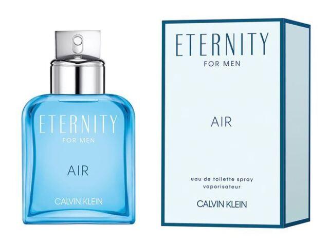 Calvin Klein Eternity Air Cologne for Men 100ml EDT Spray
