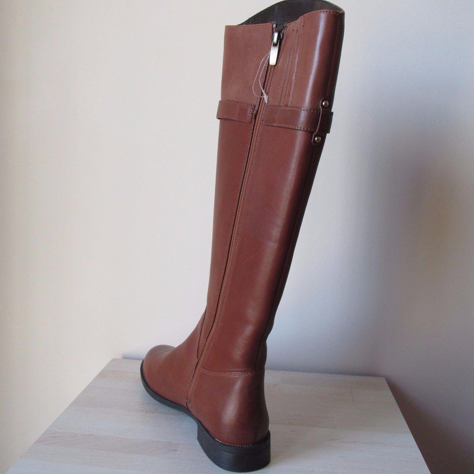 Nuevas mujeres de Cuero Clarks larga hasta Menta la rodilla botas altas Menta hasta Aqua Goretex   tan 67d4ea