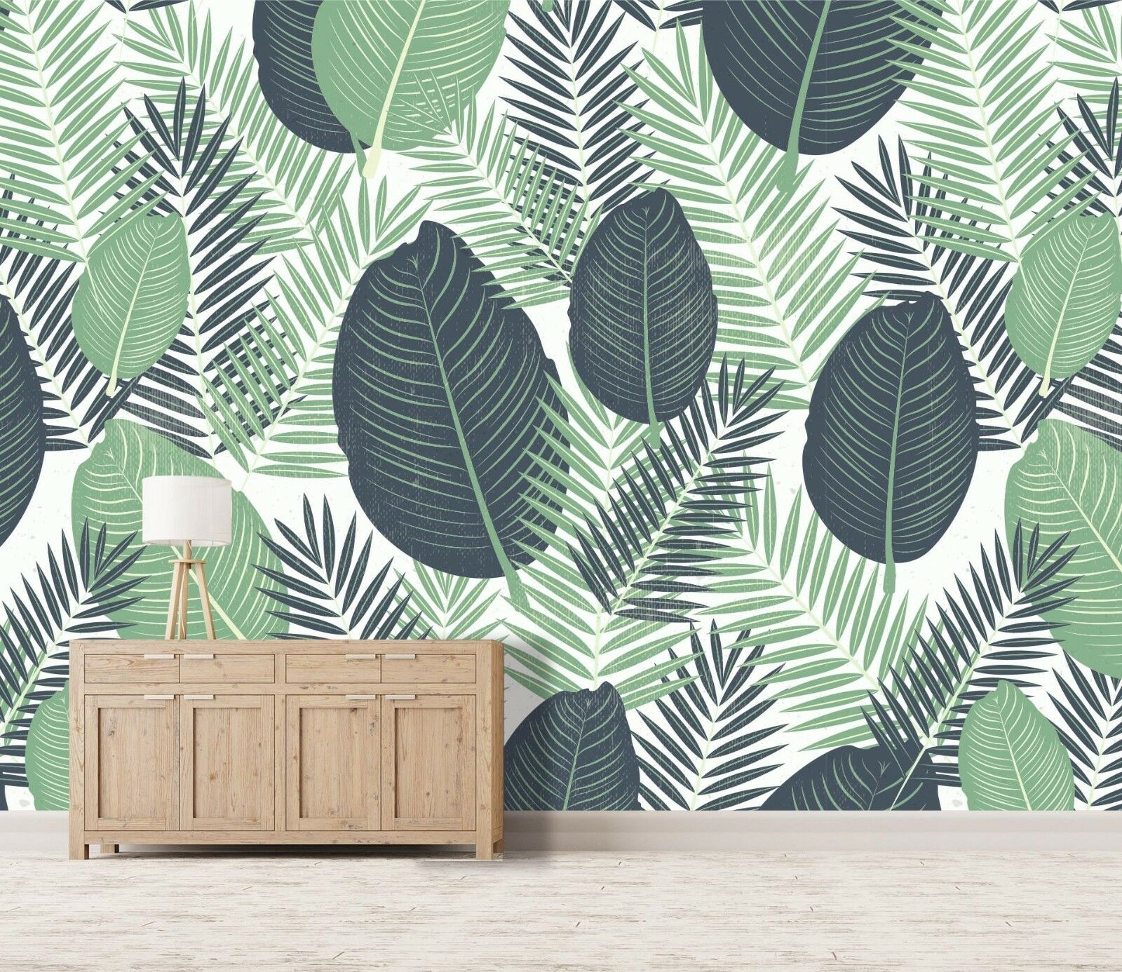 3D Leaf Texture 82 Wall Paper Exclusive MXY Wallpaper Mural Decal Indoor Wall AJ