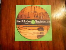 The Modern Blacksmith, a how to do it manual  on CD-ROM, PDF