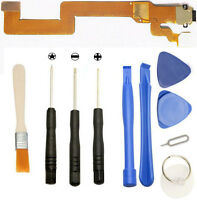 Micro Usb Charger Port Flex Cable + Tools For Amazon Kindle Fire Hdx 7 C9r6qm