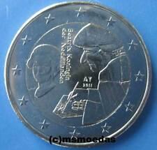Niederlande 2 Euro Gedenkmünze 2011 Erasmus Euromünze commemorative coin
