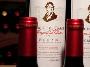 12-Flaschen-2011er-Marquis-de-Chasse-Vierfach-praemierter-Top-Bordeaux