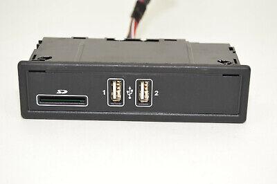 Mercedes C GLC W205 W253 X253 USB Port SD Card Reader Multimedia Box A2058200226