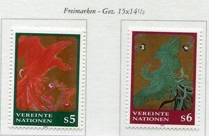 19425-UNITED-NATIONS-Vienna-1997-MNH-Nuovi-Definitives
