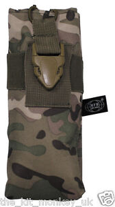 MFH Radio / GPS pouch MOLLE Operation Camo compliments MTP / Multicam