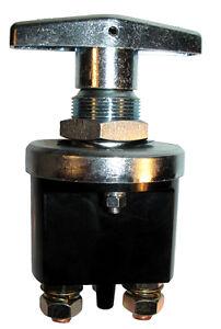 ROBINSON-12V-24V-BATTERY-MAIN-SWITCH-ISOLATOR-CUT-OFF-FIXED-HANDLE-K586