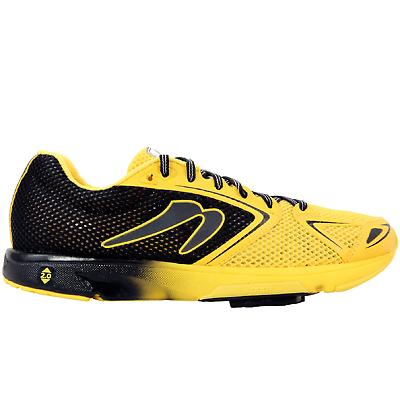 Newton Running Distance 7 Scarpe Da Corsa Calzature Sportivi Giallo M000518b Wow