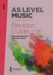 Comme Niveau Music Revision Guide Aqa De 2016 Sheet Music Book Exam Prep-afficher Le Titre D'origine