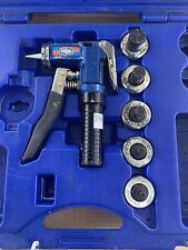 Uniweld Uek1 Ud Expander Swage Tool Kit Used