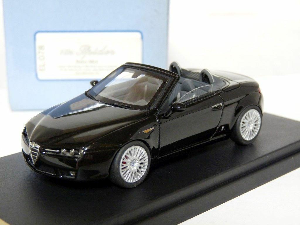 Racing 43 EL078 1 43 Alfa Romeo Spider Handmade Resin Model Car