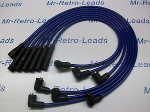 Púrpura 8MM rendimiento ignición leads T2 Bay Camper T25 Calidad 1700 1800 2000