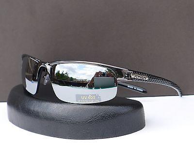 New Mens Metal Frame Mirrored Sunglasses Sport Shades W Microfiber Bag 5032
