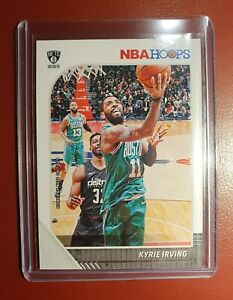 2019-20-NBA-PANINI-HOOPS-BASE-KYRIE-IRVING-for-the-BROOKLYN-NETS-in-mint-cond