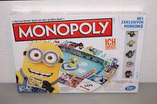 Monopoly, Brettspiel, Ich einfach unverbesserlich, mit minion Figuren, deutsch