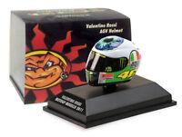 Minichamps Valentino Rossi Helmet - Motogp Mugello 2011 1/8 Scale