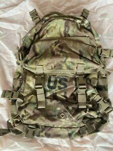 US Army OCP MULTICAM MOLLE II Trekking Assault Outdoor pack Daypack Rucksack NEU