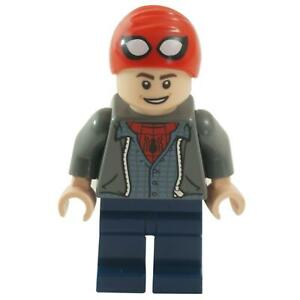 Lego Peter Parker 76129 Spider-Man Cap Far From Home Super Heroes Minifigure