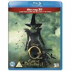 Oz The Great and Powerful 3d 2d 2013 Blu-ray