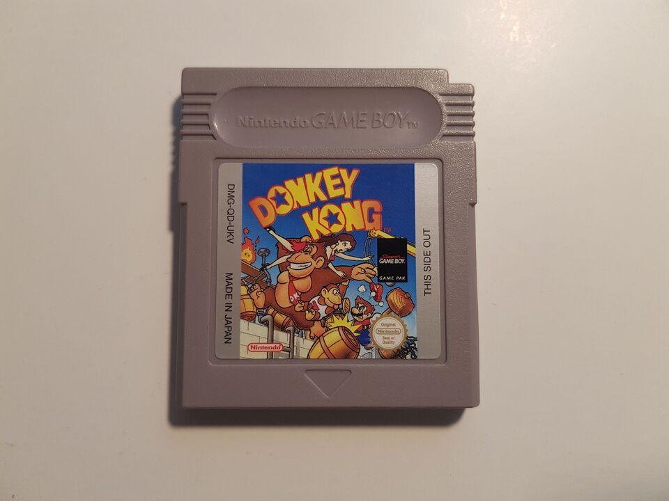 Donkey Kong, Gameboy